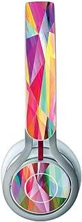 egeek amz Bright Rainbow Polygon Design Vinyl Sticker Decal Skin for Mixr Beats by Dre