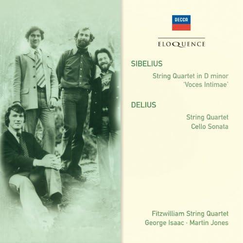 Fitzwilliam Quartet, George Isaac & Martin Jones