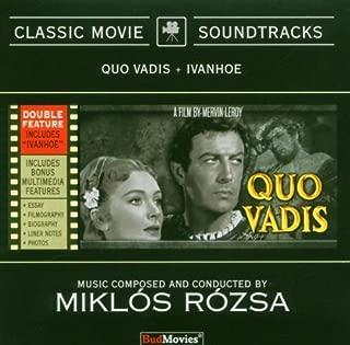 Quo Vadis 1951 Ivanhoe 1952