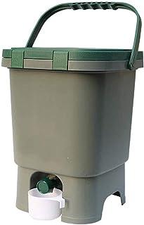 15L生ごみコンポストバレル、家庭生ゴミソートやリサイクル堆肥ビン、屋外コートヤードPPコンポストビン