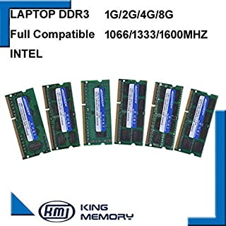 CRISTY-RAMs - New Brand Sealed DDR3 1066Mhz / 1333Mhz / 1600Mhz 2GB / 4GB / 8GB 204-Pin SODIMM Memory Ram For Laptop Noteb...