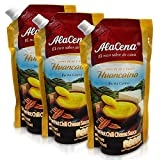 Alacena Peruvian Crema Huancaina Sauce 400 g - pack of 3