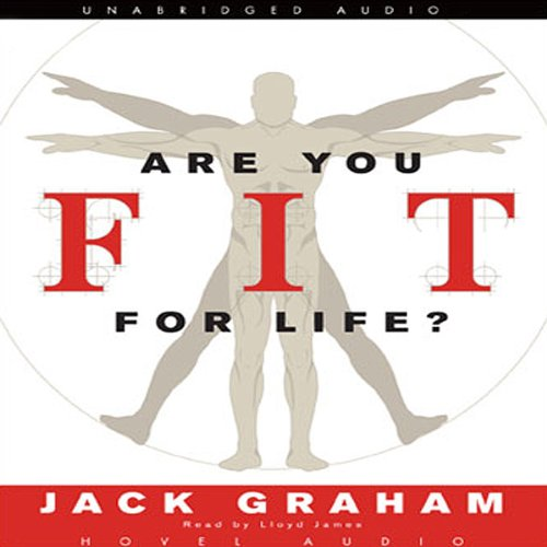 Are You Fit for Life? audiobook cover art