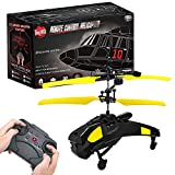 Remote Control Helicopter -RC Helicopter Flying Toy with Gyro for Kids Boys Girls Birthday Christmas...