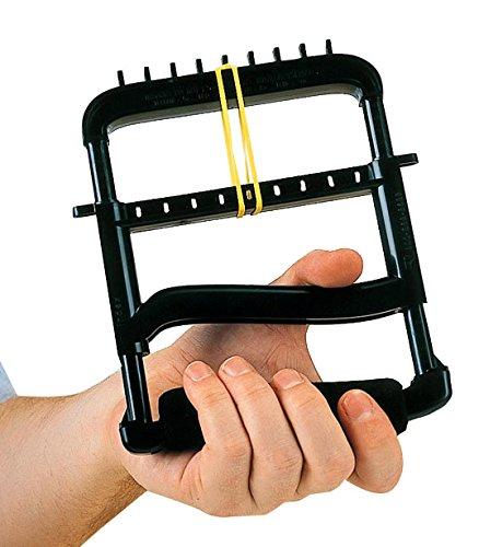 Ergonomic Hand Exerciser Rolyan Ergonomic Latex Free Hand Exerciser - Model A3481 by Sammons Preston