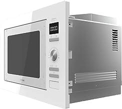 Cecotec Micro-ondes Encastrable Numérique GrandHeat 2590 Built-In White. 900W, 25L de Capacité, Gril avec 1000 W, 8 Foncti...