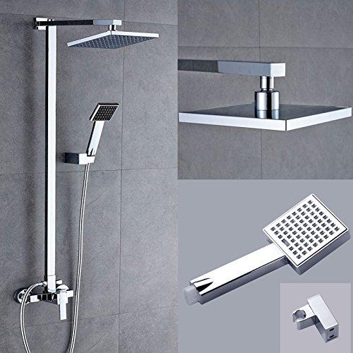 SAILUN Panneau de douche Set de douche Système de...