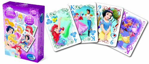 Modiano Disney Princess Playing Cards