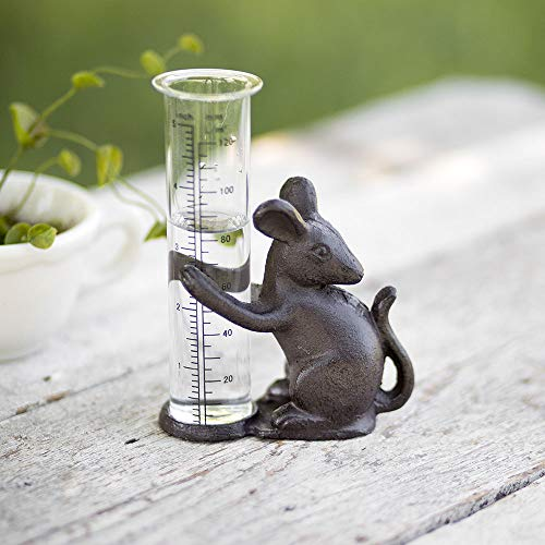 CTW Home Collection Mouse Rain Gauge