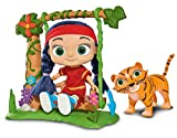 Simba 109358370 - Wissper Waldwelt Spielset