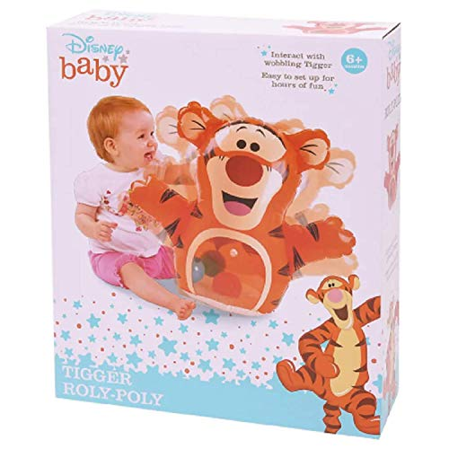 Winnie The Pooh Tigger Roly Poly Toy by Disney Baby