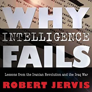 Why Intelligence Fails audiobook cover art