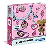 Clementoni - 15269 - Art & Craft - LOL - Glam Pendants