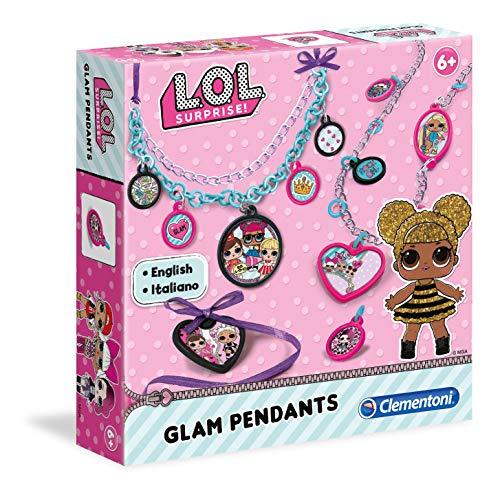 Clementoni - L.O.L Glam Pendants - 15269