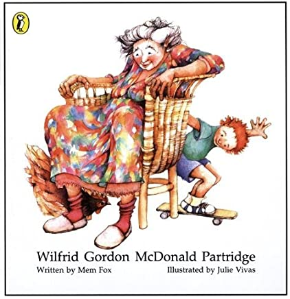 Wilfrid Gordon McDonald Partridge (Turtleback School & Library Binding Edition) (Public Television Storytime Books) by Mem Fox(1991-02-02)