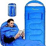 Sportneer Sleeping Bag Portable Winter Single...