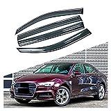 Auto Autofenster Regenschutz Autofenster Sun Rain Shield Shelter Protector Cover Zubehör Für Audi...
