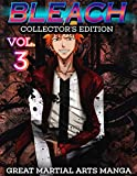 Great Martial arts Manga Bleach Collector's Edition: Deluxe Edition Bleach Vol 3...