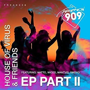 House Of Virus & Friends EP, Pt. 2