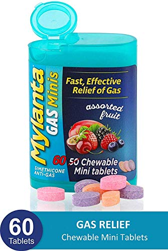 Gas 60 Tablets - 6