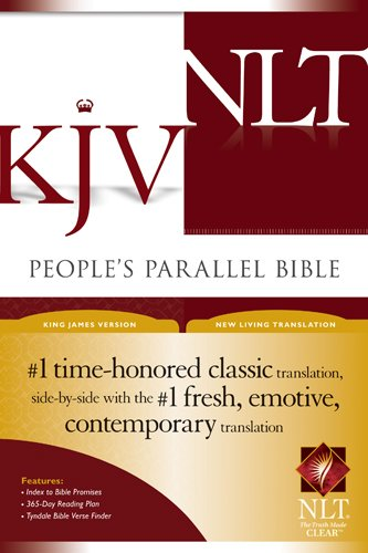Compare Textbook Prices for People's Parallel Bible KJV/NLT 2nd ed. Edition ISBN 0031809107157 by Tyndale