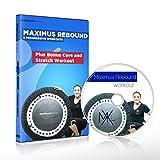 Die MaXimus Rebound Mini-Trampolin DVD-Workout-Kompilation mit 3 progressiven, motivierenden und...