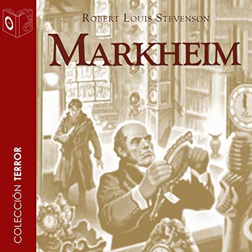 Markheim  By  cover art