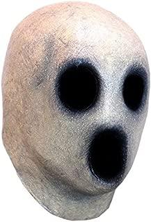 Creepy Face Latex Mask Creepypasta Halloween Horror Adult Full Over Head Mask