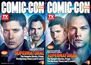 TV Guide Comic-Con Special (2012) Supernatural
