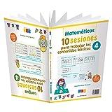 10 Sesiones para trabajar Los Contenidos básicos 4 - 2ª Edición/ Editorial Geu/ 4º primaria/...