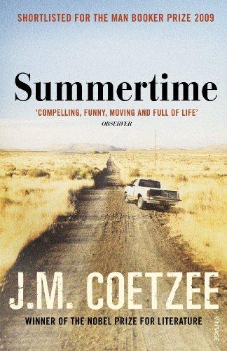 Read Summertime By Jm Coetzee