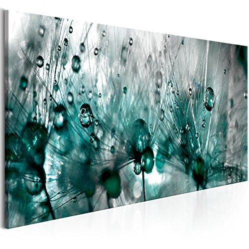murando Handart Cuadro en Lienzo Diente de Leon 120x40 cm 1 Parte Cuadros Decoracion Salon Modernos Dormitorio Impresión Pintura Moderna Arte Flores Naturaleza b-B-0253-b-c