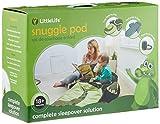 Little Life LITTLELIFE ANIMAL SNUGGLE POD SLEEPING BAG (CROCODILE)