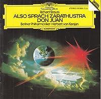 Also Sprach Zarathustra・don Juan / Berliner Philharmoniker / Karajan