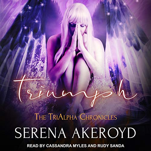 Triumph Audiobook By Serena Akeroyd cover art