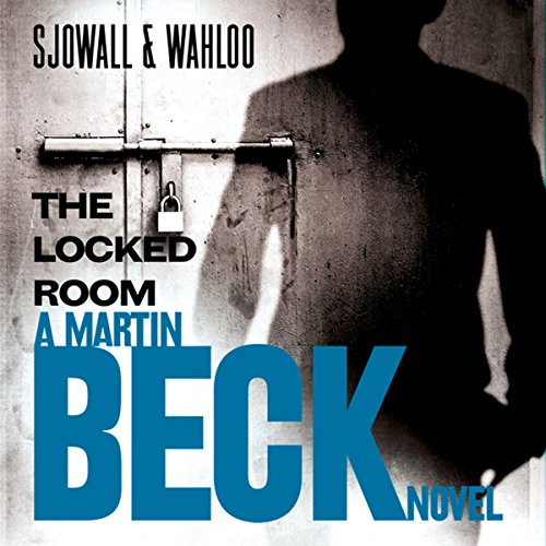 The Locked Room audiobook cover art