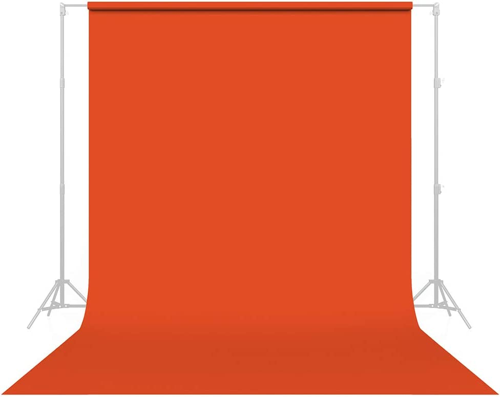 26 in x 36 ft Savage Seamless Background Paper #82 Tangelo