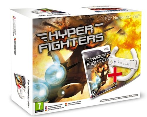 Hyper Fighters + accessoire