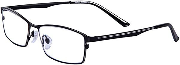 Pure Titanium Glasses Men's Glasses Ultra-light Frame