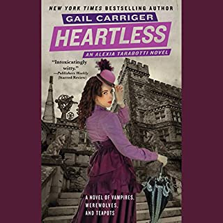 Heartless     The Parasol Protectorate, the Fourth              Written by:                                                                                                                                 Gail Carriger                               Narrated by:                                                                                                                                 Emily Gray                      Length: 11 hrs and 19 mins     10 ratings     Overall 4.8