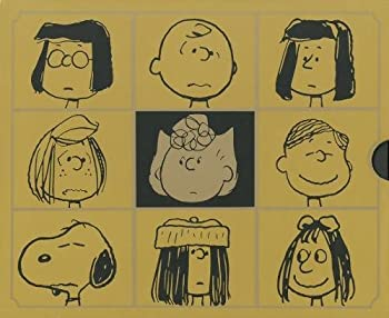The Complete Peanuts 1987-1990  Gift Box Set - Hardcover