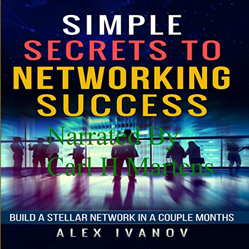Simple Secrets to Networking Success Titelbild