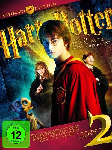 Harry Potter und die Kammer des Schreckens (Ultimate Edition, 3 Discs)