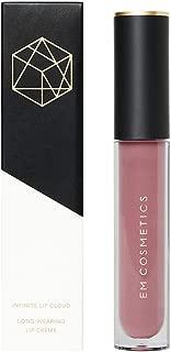 EM Cosmetics Makeup Muted Mauve - Long Lasting Liquid Lipstick by Michelle Phan