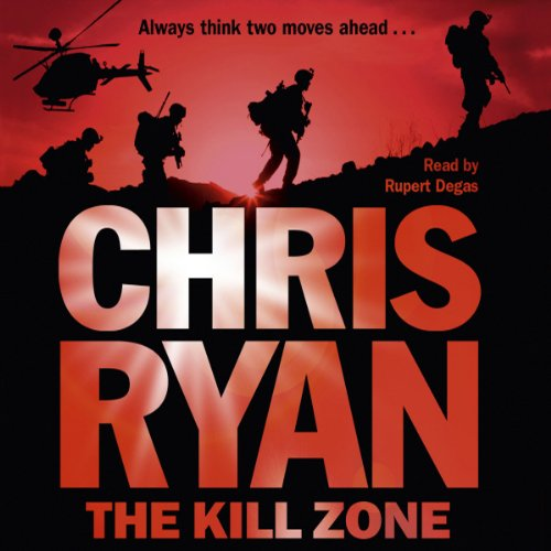 The Kill Zone audiobook cover art