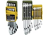 Proxxon 23126 Ratschenschlüssel - Satz (Ratsche, Knarre), 8-19 mm, extralange Ausführung -...