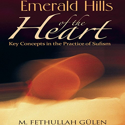 Emerald Hills of the Heart audiobook cover art