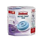 UNI2091273 Aero 360 del absorbedor de humedad aromaterapia lavanda recargas Pack de 2