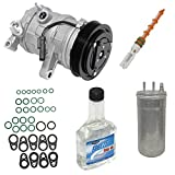 Universal Air Conditioner KT 4677 A/C Compressor and Component Kit