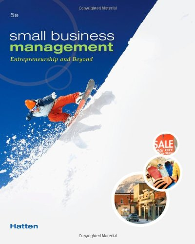 Hot Sale Small Business Management: Entrepreneurship and Beyond